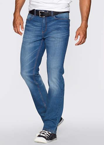 straight cut jeans by john baner jeanswear kaleidoscope. Black Bedroom Furniture Sets. Home Design Ideas