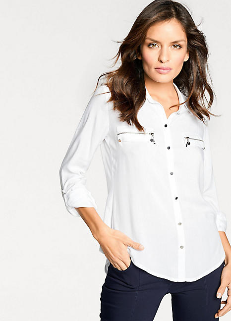ashley brooke blouse by heine ashley brooke kaleidoscope. Black Bedroom Furniture Sets. Home Design Ideas