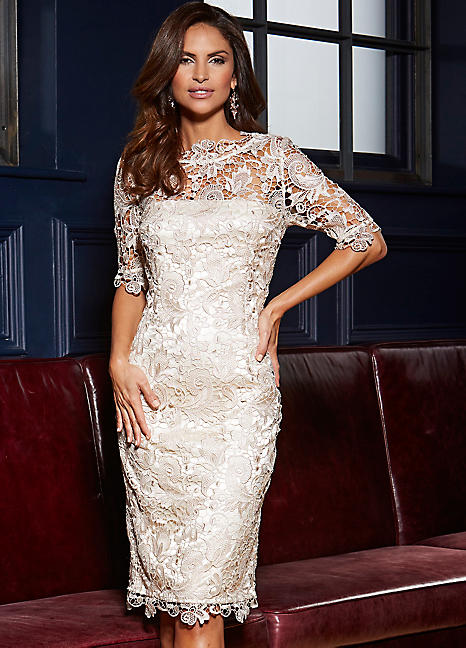 Ladies lace dresses uk