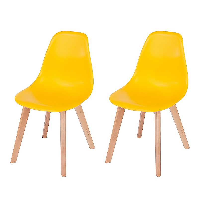 Pair of Aspen Bucket Chairs