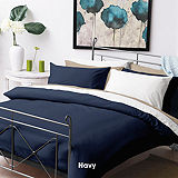 Belledorm Plain Dye Easy Care Bedlinen