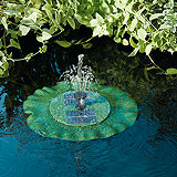 Floating Lily Fountain