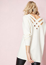 Kaliko Lace Sleeve Jumper