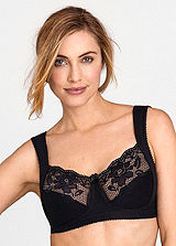 Miss Mary of Sweden B, C, D Cup Lace Bra